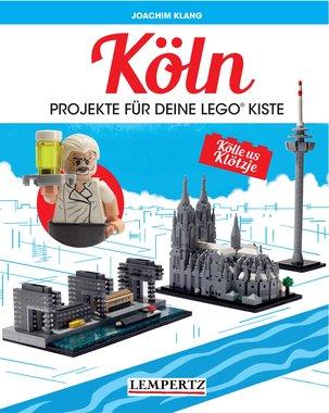 Köln: Projekte für deine LEGO® Kiste, Artikelnummer: 9783960582694_