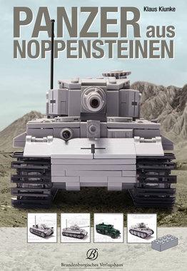 Panzer aus Noppensteinen, Artikelnummer: 9783960582854