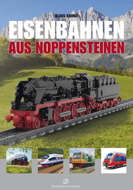 Eisenbahnen aus Noppensteinen, Artikelnummer: 9783960583080