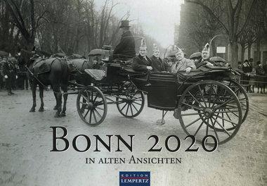 Bonn in alten Ansichten 2020, Artikelnummer: 9783960583011