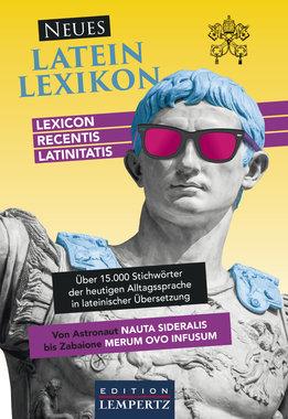 Neues Latein-Lexikon, Artikelnummer: 9783960583585