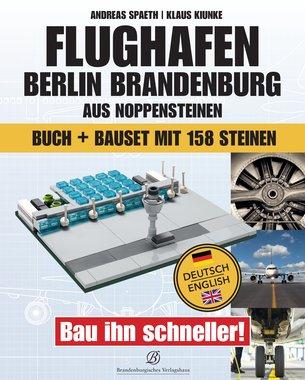 Flughafen Berlin-Brandenburg aus Noppensteinen, Artikelnummer: 978-3-96058-309-7