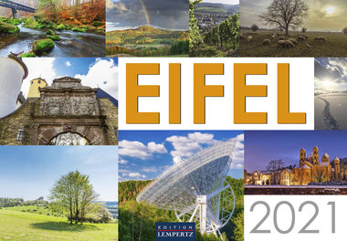 Eifel 2021, Artikelnummer: 9783960583493