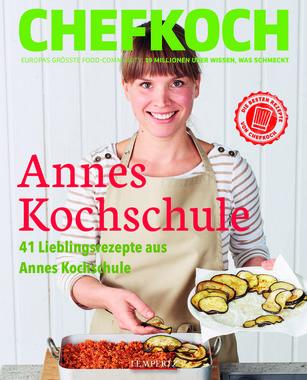 Chefkoch: Annes Kochschule, Artikelnummer: 9783960583745