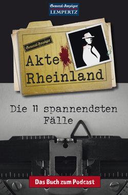 Akte Rheinland, Artikelnummer: 9783960584124